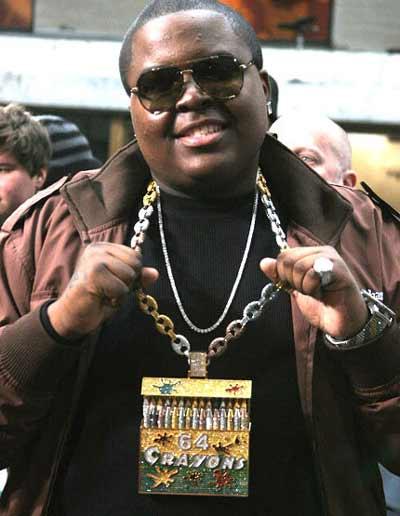 rick ross chain. best chain