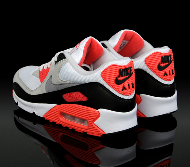 nike air max 90 youth gs schoenen