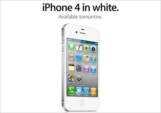 iphone 4 white colour. Apple Iphone 4 White Color